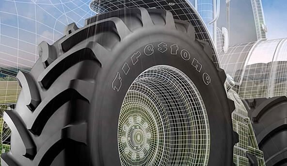 Agricultural Tyre Glossary