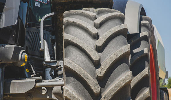 VF technology tyres