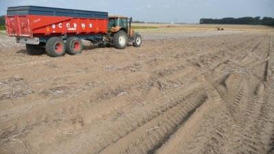 Interview Hubert Boizard on soil compaction