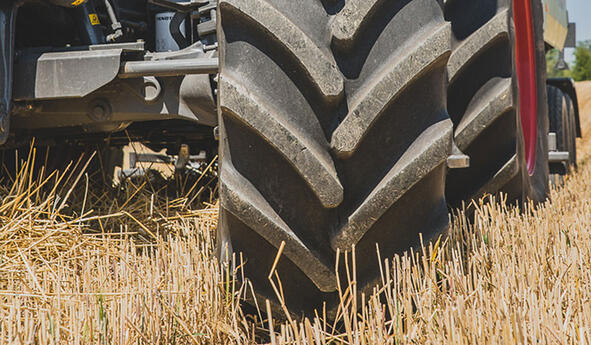 technological agricultural tyres Bridgestone VT tractor
