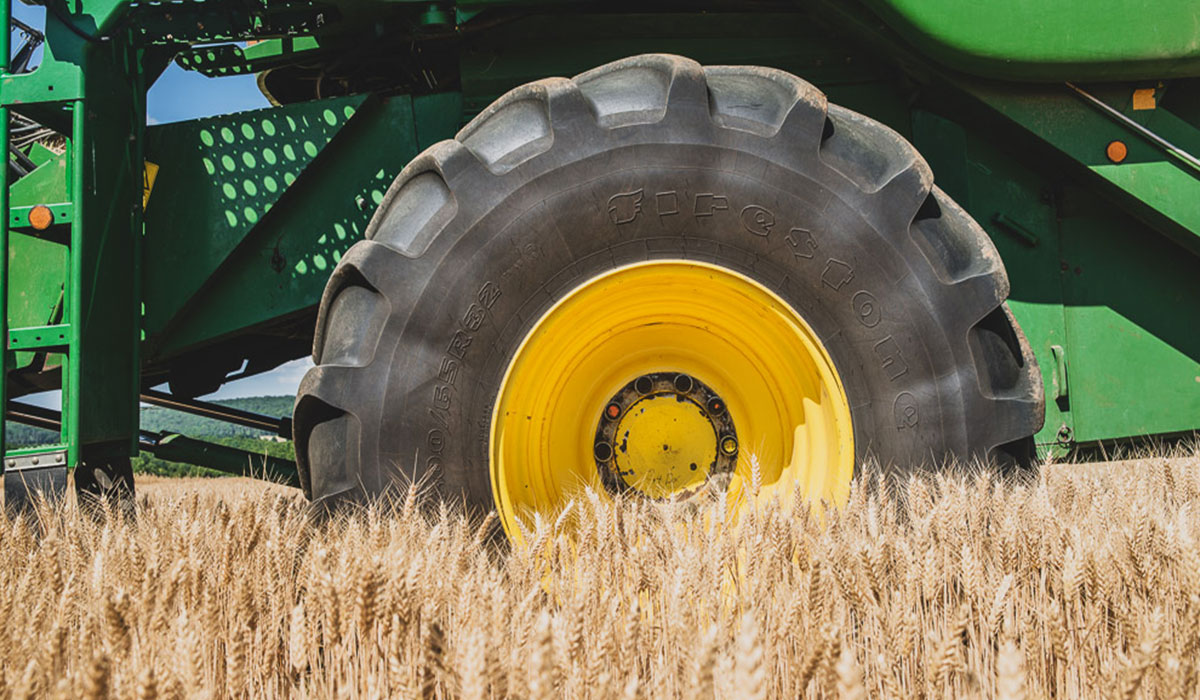 5 essential techniques to optimise your agricultural tyres