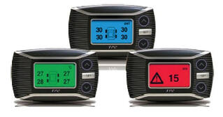 pressure control systems TPMS