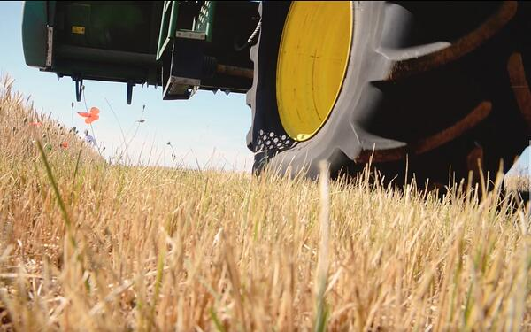 tyre harvests extra load without risk