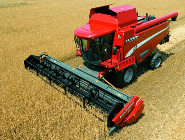 tyre harvester load capacity