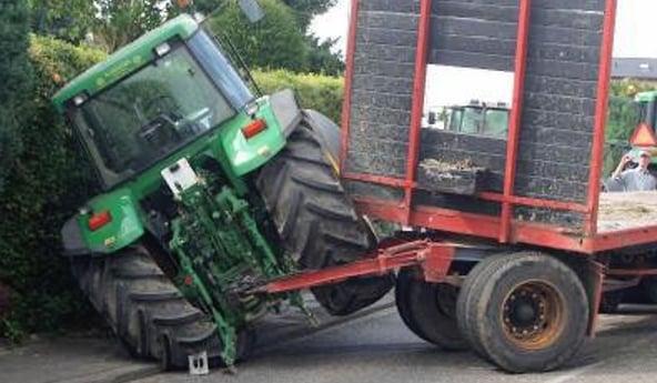 tractor tyre braking capacity