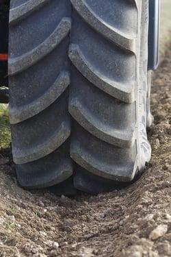 low pressure tractor tyres