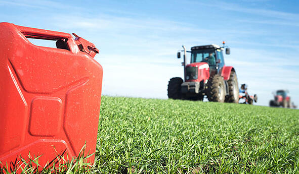 Farm management: -30% less consumption for your tractors