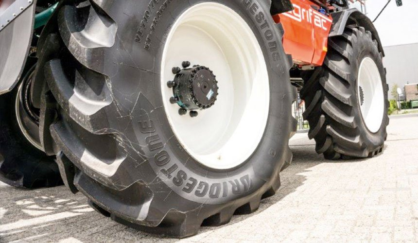 VF technology VT-Tractor tyre