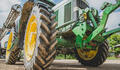 How to adjust wheel alignment and avoid wearing out my tractor tyres