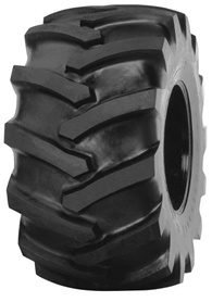 Forestry tractor tyre