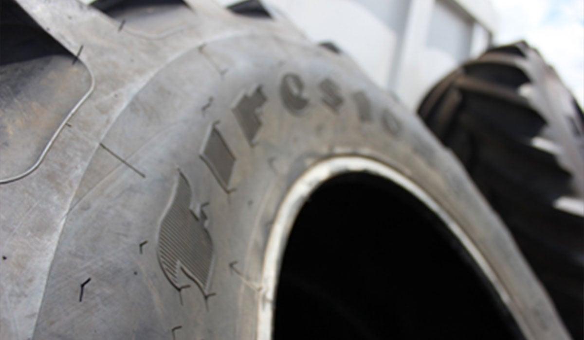 Techniques pour stocker les pneus agricoles