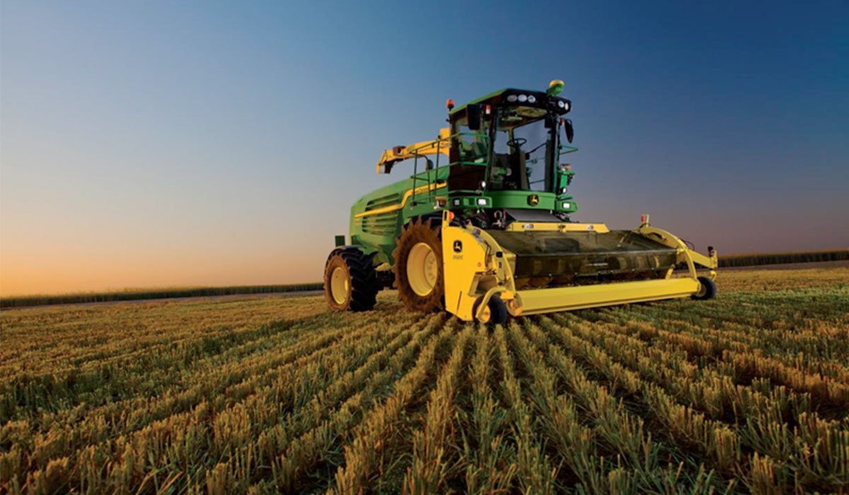 reduce soil compaction after harvesting